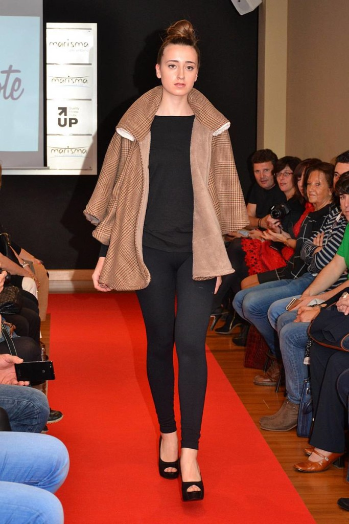 Fashion Week Marisma. Desfile de Cuellos Cote 10