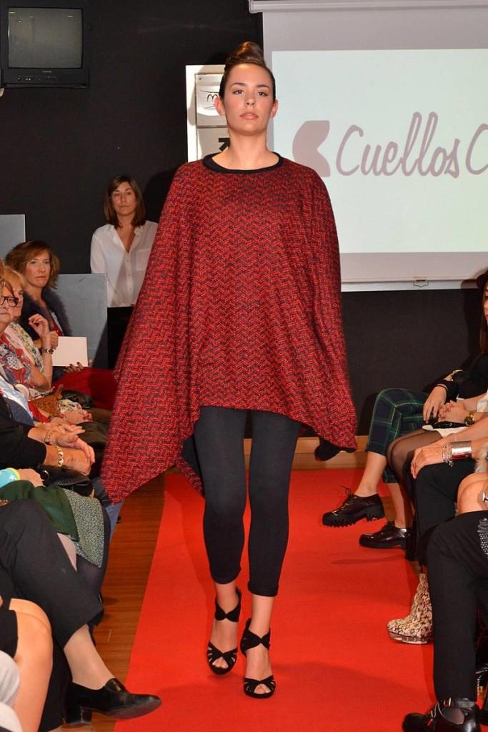 Fashion Week Marisma. Desfile de Cuellos Cote 11