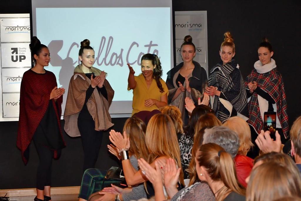 Fashion Week Marisma. Desfile de Cuellos Cote 12