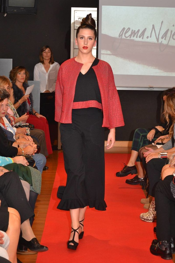 Fashion Week Marisma. Desfile de Gema Nájera 01