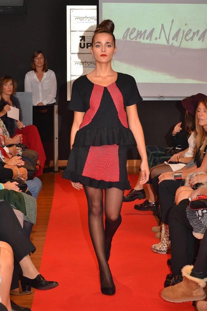 Fashion Week Marisma. Desfile de Gema Nájera 02