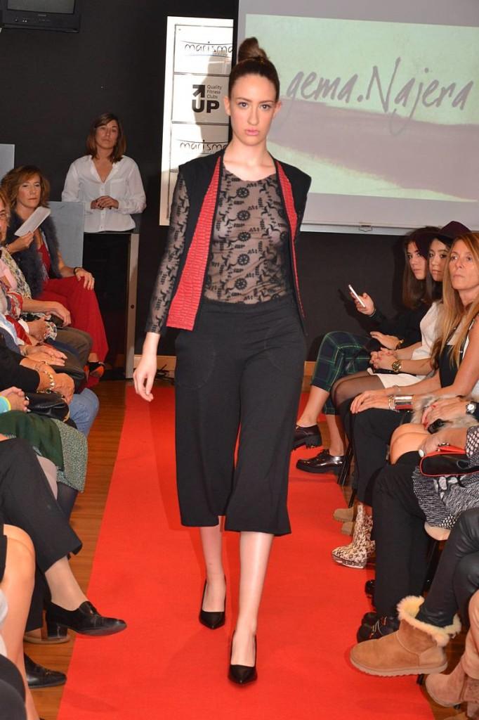 Fashion Week Marisma. Desfile de Gema Nájera 03