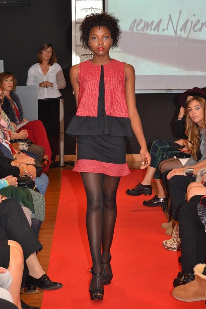 Fashion Week Marisma. Desfile de Gema Nájera 04