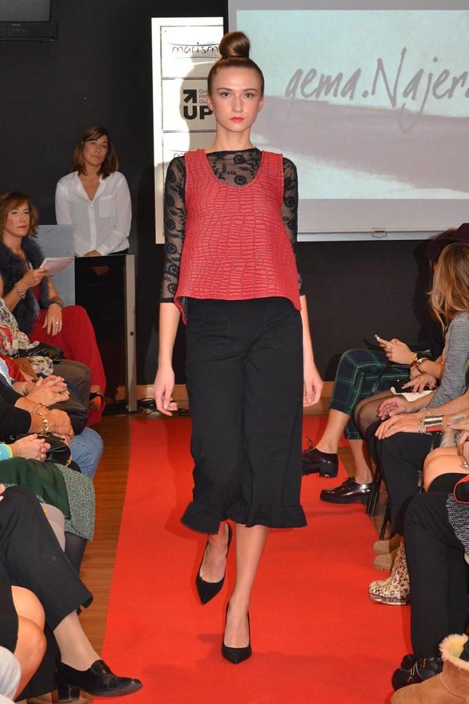 Fashion Week Marisma. Desfile de Gema Nájera 06