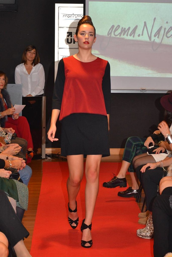 Fashion Week Marisma. Desfile de Gema Nájera 07