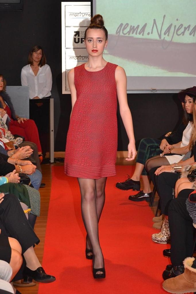 Fashion Week Marisma. Desfile de Gema Nájera 08