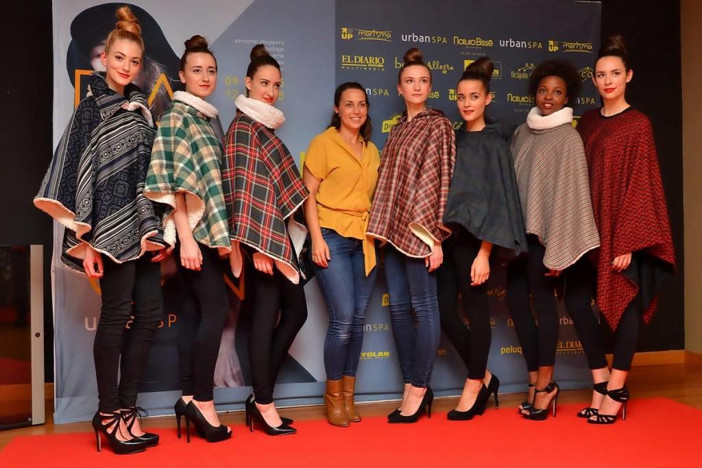 Fashion Week Marisma. Desfile de Cuellos Cote 13