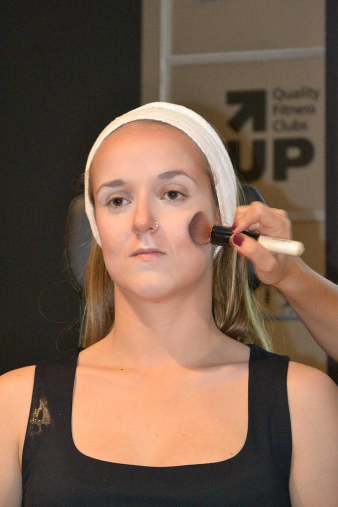 Fashion Week Marisma. Face Contouring 03