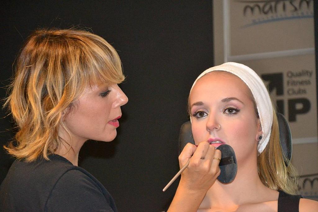 Fashion Week Marisma. Face Contouring 04