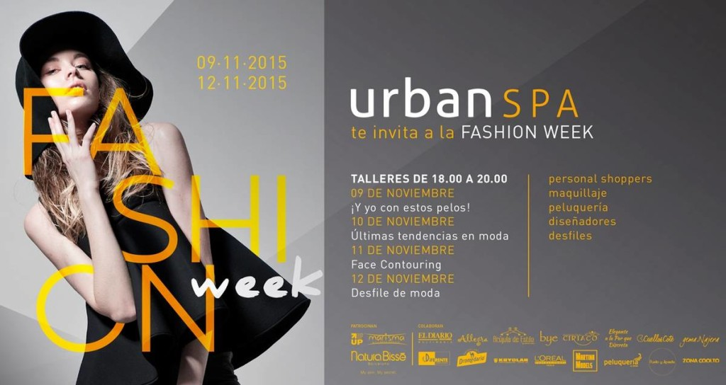 Invitación Fashion Week Marisma