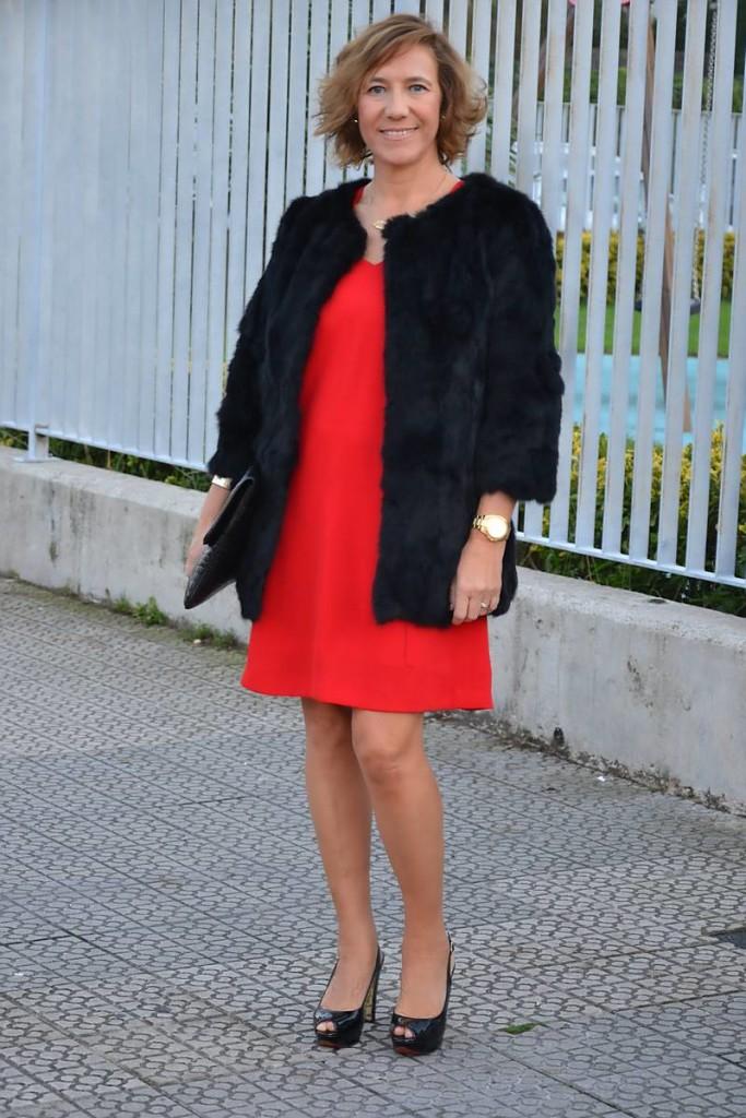 Look para Fashion Week Marisa, Face Contouring