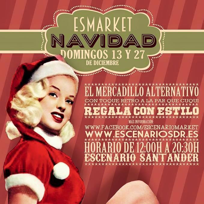 Escenario Market Navidad 15-16