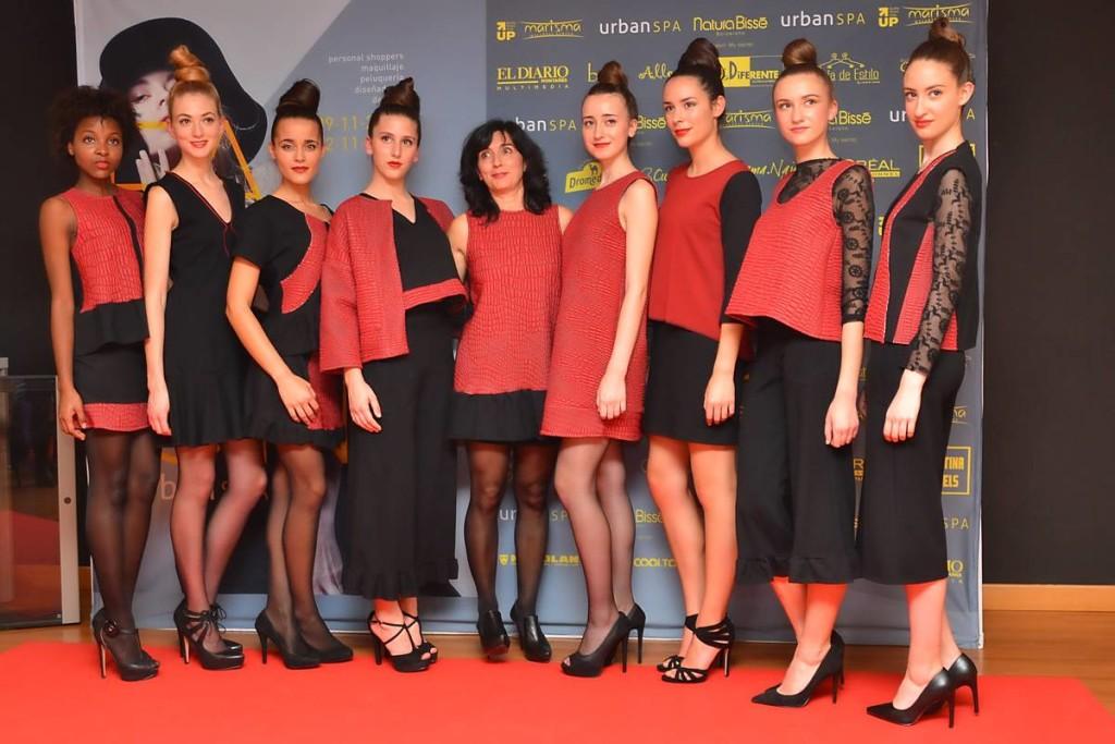 Fashion Week Marisma, Desfile Gema Nájera 01
