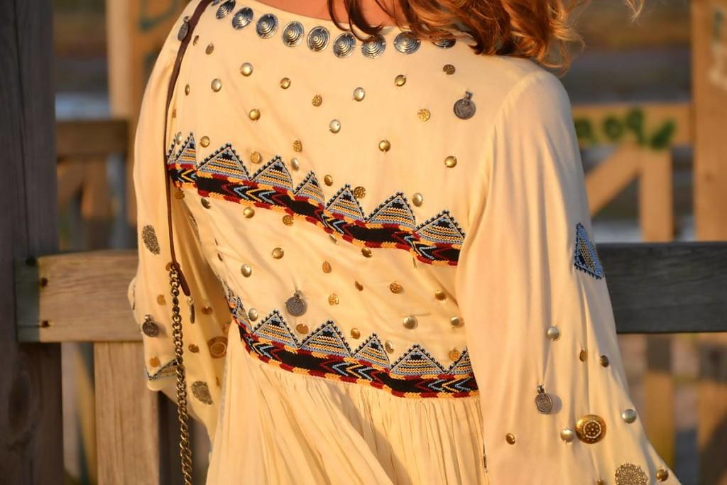 Vestido étnico de Punto y Aparte 06